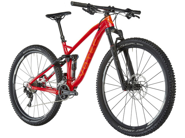 """VOTEC VXs Comp - Tour/Trail Fully 29"""" - 2. Wahl red-black"""